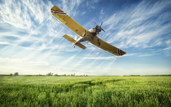 Liability for Damage caused by Crop Dusting