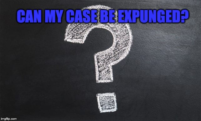 Can my case be expunged in Oklahoma?